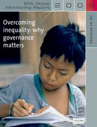 Cover for Education for All Global Monitoring Report 2009