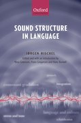 Cover for Sound Structure in Language