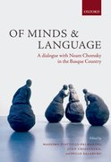 Cover for Of Minds and Language