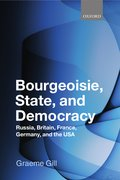 Cover for Bourgeoisie, State and Democracy
