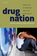 Cover for Drug Nation