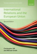 Cover for International Relations and the European Union