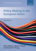Cover for Policy-Making in the European Union