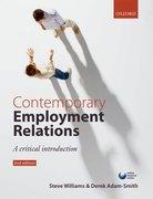 Williams & Adam-Smith: Contemporary Employment Relations 2e