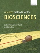 Cover for Research Methods for the Biosciences
