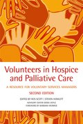 Cover for Volunteers in hospice and palliative care