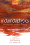 Cover for Metametaphysics