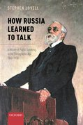 Cover for How Russia Learned to Talk