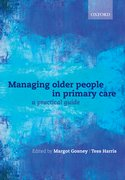 Cover for Managing Older People in Primary Care