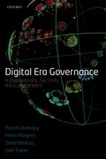Cover for Digital Era Governance