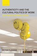 Cover for Authenticity and the Cultural Politics of Work
