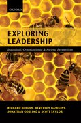 Cover for Exploring Leadership
