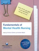 Cover for Fundamentals of Mental Health Nursing
