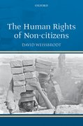 Cover for The Human Rights of Non-citizens
