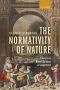 Cover for The Normativity of Nature
