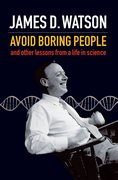 Cover for Avoid Boring People