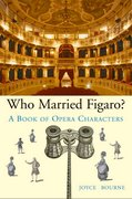 Cover for Who Married Figaro?