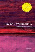 Cover for Global Warming: A Very Short Introduction