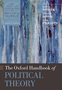 Cover for The Oxford Handbook of Political Theory