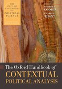 Cover for The Oxford Handbook of Contextual Political Analysis
