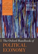 Cover for The Oxford Handbook of Political Economy