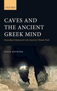 Cover for Caves and the Ancient Greek Mind