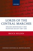 Cover for Lords of the Central Marches