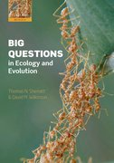 Cover for Big Questions in Ecology and Evolution