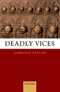 Cover for Deadly Vices