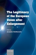 Cover for The Legitimacy of the European Union After Enlargement