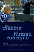 Cover for The Making of Human Concepts