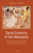 Cover for Social Economy of the Metropolis