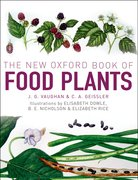 Cover for The New Oxford Book of Food Plants
