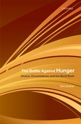 Cover for The Battle Against Hunger