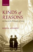 Cover for Kinds of Reasons