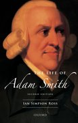 Cover for The Life of Adam Smith