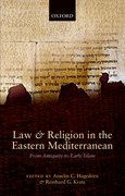Cover for Law and Religion in the Eastern Mediterranean