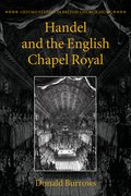 Cover for Handel and the English Chapel Royal