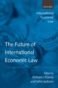 Cover for The Future of International Economic Law
