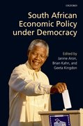 Cover for South African Economic Policy under Democracy