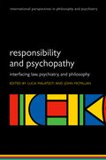 Cover for Responsibility and psychopathy