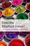 Cover for Does the Elephant Dance?