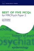 Cover for Best of Five MCQs for MRCPsych Paper 2