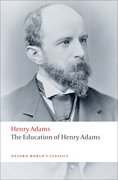 Cover for The Education of Henry Adams