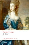 Cover for Cecilia, or Memoirs of an Heiress