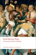 Cover for York Mystery Plays