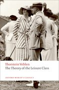 Cover for The Theory of the Leisure Class