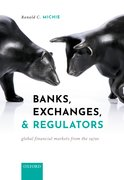 Cover for Banks, Exchanges, and Regulators