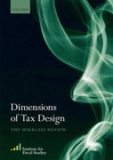 Dimensions of Tax Design The Mirrlees Review