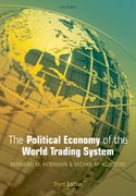 Cover for The Political Economy of the World Trading System